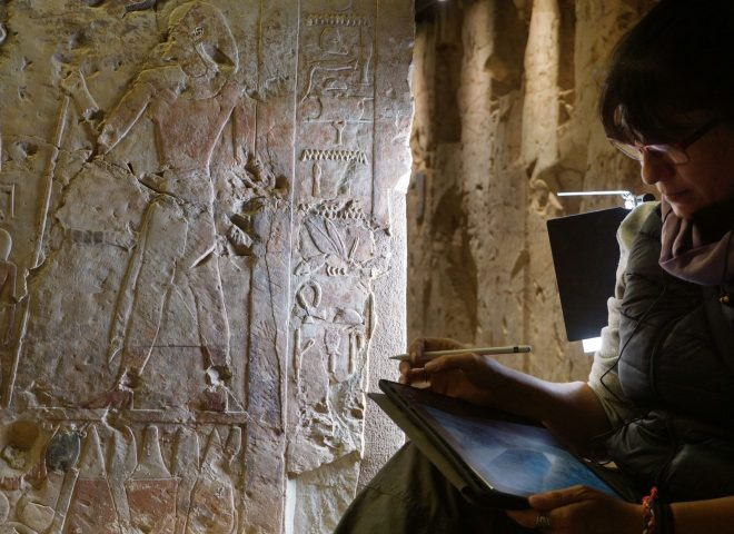 Translating Ancient History through Digital Egyptology