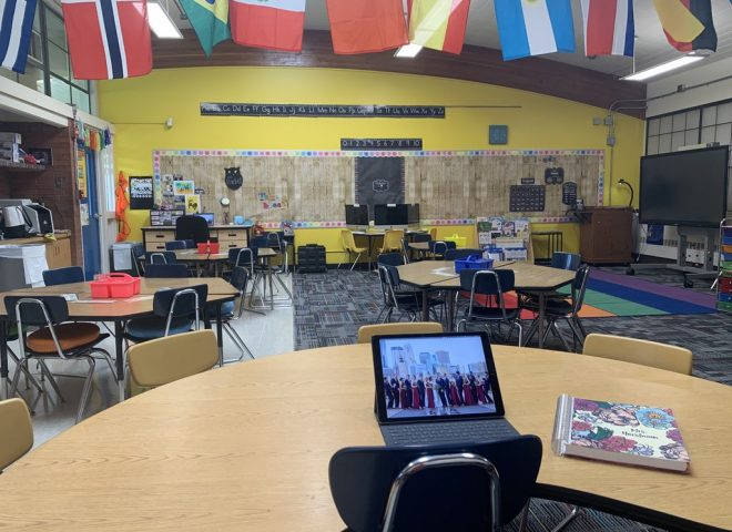 The iPad as a Teaching Companion: Transforming the Classroom Experience with Luna Display