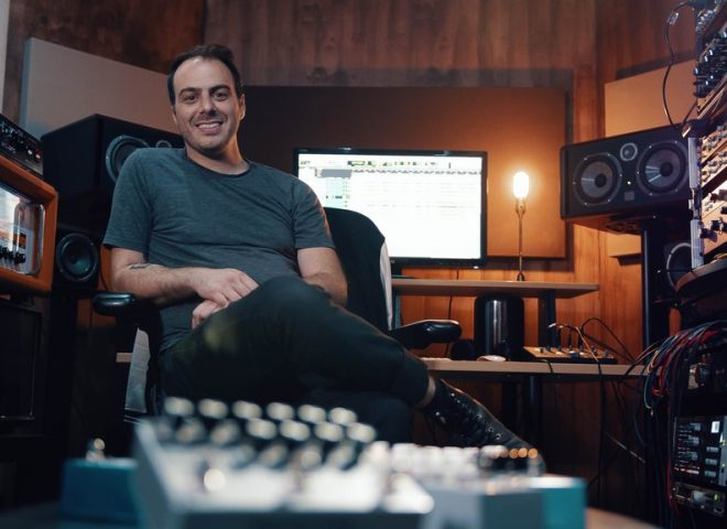 Late Nights and Rock & Roll: The Journey from Musician to Record Producer