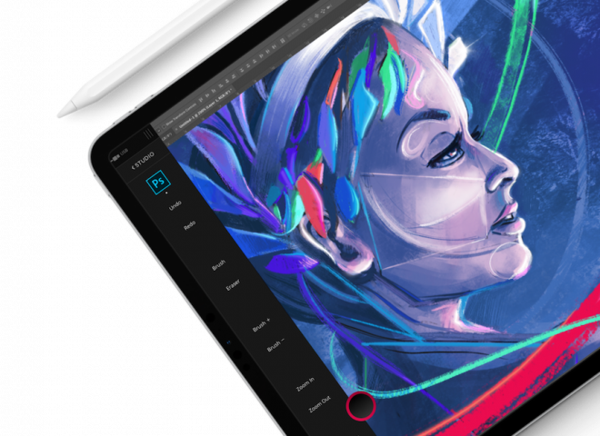 Astropad 3.2: Massively Reduced Pixelation