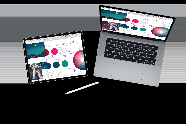 Astropad Standard Mirror Your Mac On Your Ipad